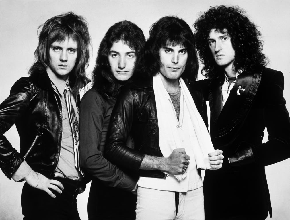 Just six songs    Bohemian Queen